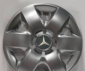 Колпаки Mercedes R14 (Комплект 4шт) SJS 215