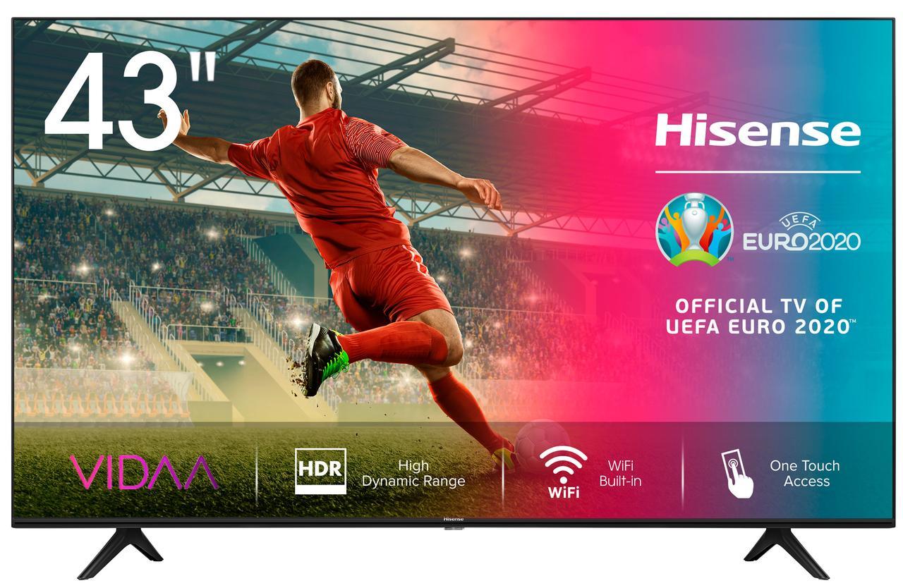 Телевизор HISENSE 43A7100F