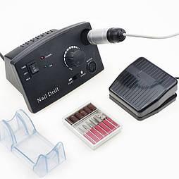 Фрезер для маникюра и педикюра Drill Pro ZS-602 (Черный) 45000 оборотов 65 Вт