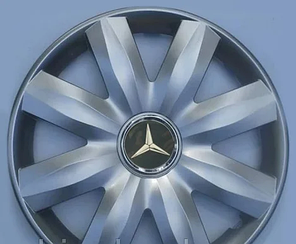 Колпаки Mercedes R14 (Комплект 4шт) SJS 221