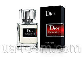Тестер мужской Christian Dior Fahrenheit, 63 мл.
