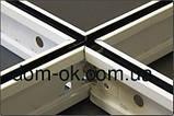 Профиль ULTRA Т-15 белый с черной полоской 3 м., фото 8