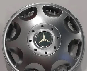 Колпаки Mercedes R15 (Комплект 4шт) SJS 300