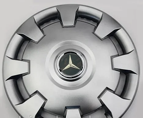Колпаки Mercedes R15 (Комплект 4шт) SJS 303