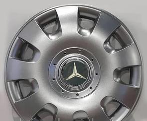 Колпаки Mercedes R15 (Комплект 4шт) SJS 304