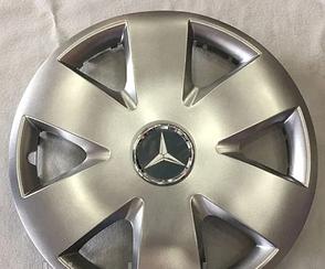 Колпаки Mercedes R15 (Комплект 4шт) SJS 308