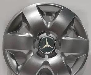 Колпаки Mercedes R15 (Комплект 4шт) SJS 310
