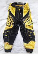 Мото штаны для мото кросса детские ANSVER на возраст 5 лет, фото 1