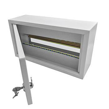 Щит осветительный (ЩО) на 15 автоматов наружный (ЛОЗА) размеры: 165х330х100