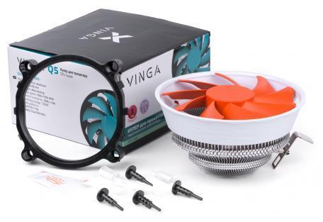 Кулер для процессора Vinga Q5, б/у