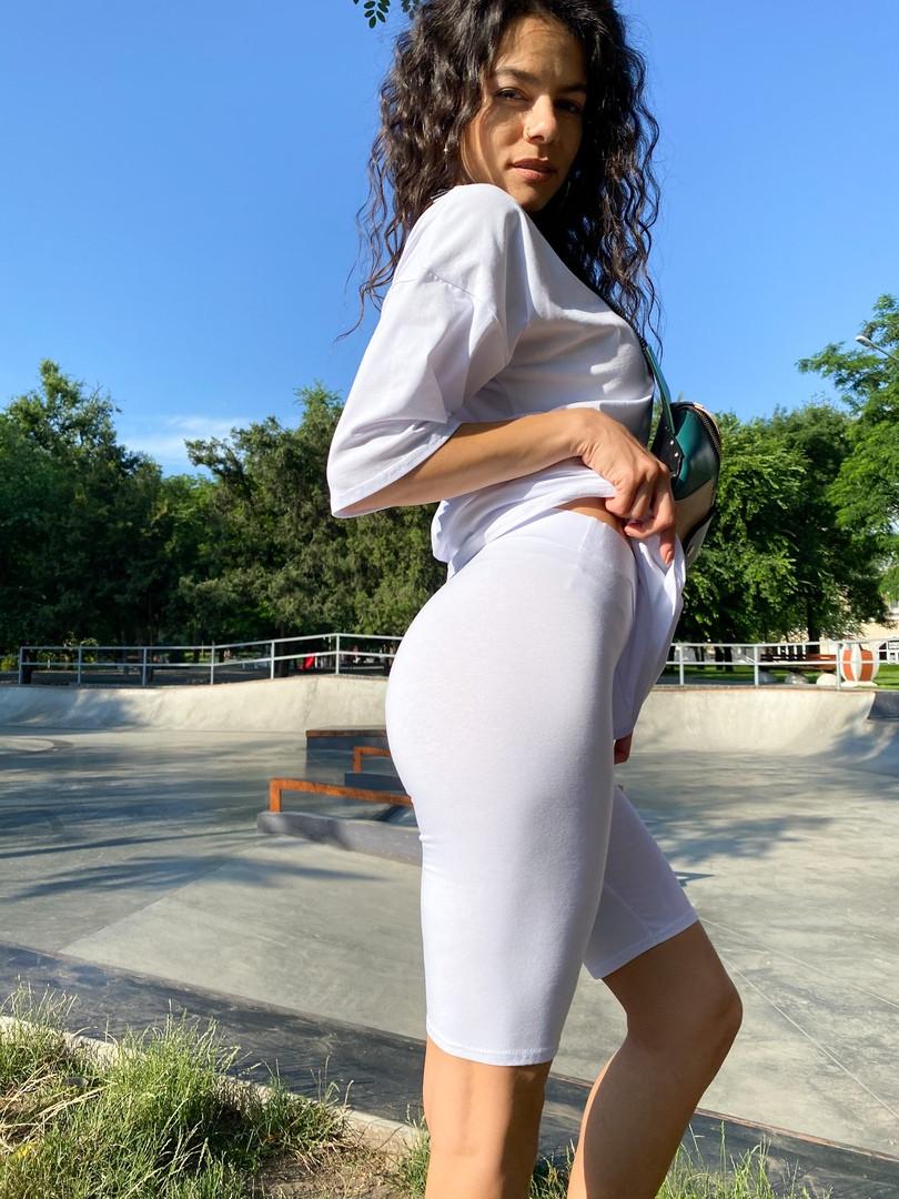Велосипедки женские шорты