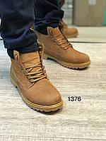 Чоловічі зимові черевики  Тимберленд, фото 1