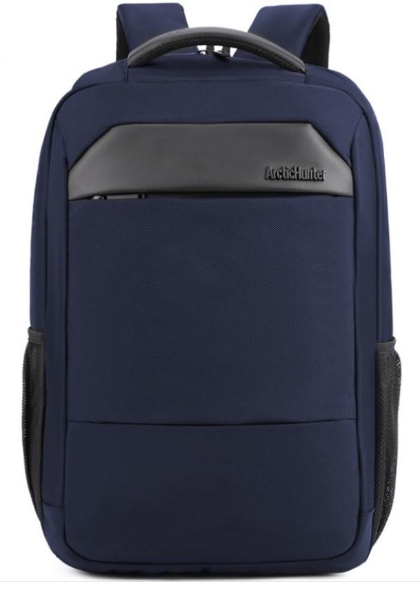 Рюкзак Arctic Hunter B00111C міський вологостійкий синій 30 л