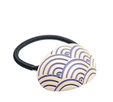 Kosmart_KADH4032323 - Заколка для волос - Hiding under Violet