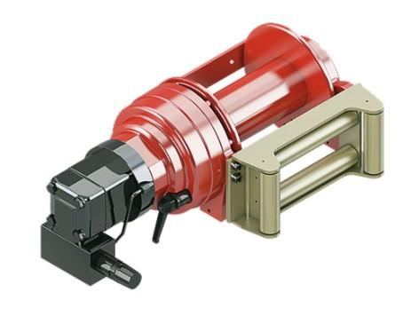 Гидравлическая тяговая лебедка Dinamic Oil T100