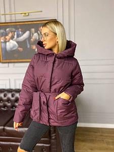 Жіноча куртка батал