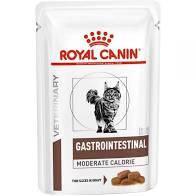 Royal Canin Feline Gastrointestinal Moderate Calorie вологий лікувальний корм для кішок 0,085 КГ 12шт