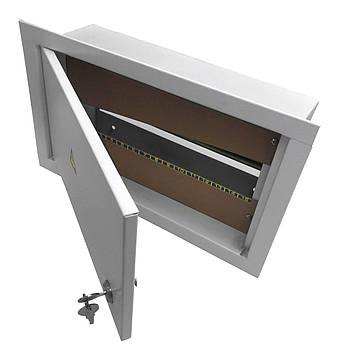 Щит осветительный (ЩО) на 15 автоматов внутренний (ЛОЗА) размеры: 165х303х100