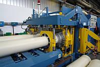 Экструзионные линии для производства труб ПВХ