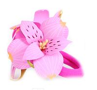 Kosmart_KAE2216E579 - Заколка для волос - Цветок (розовый)