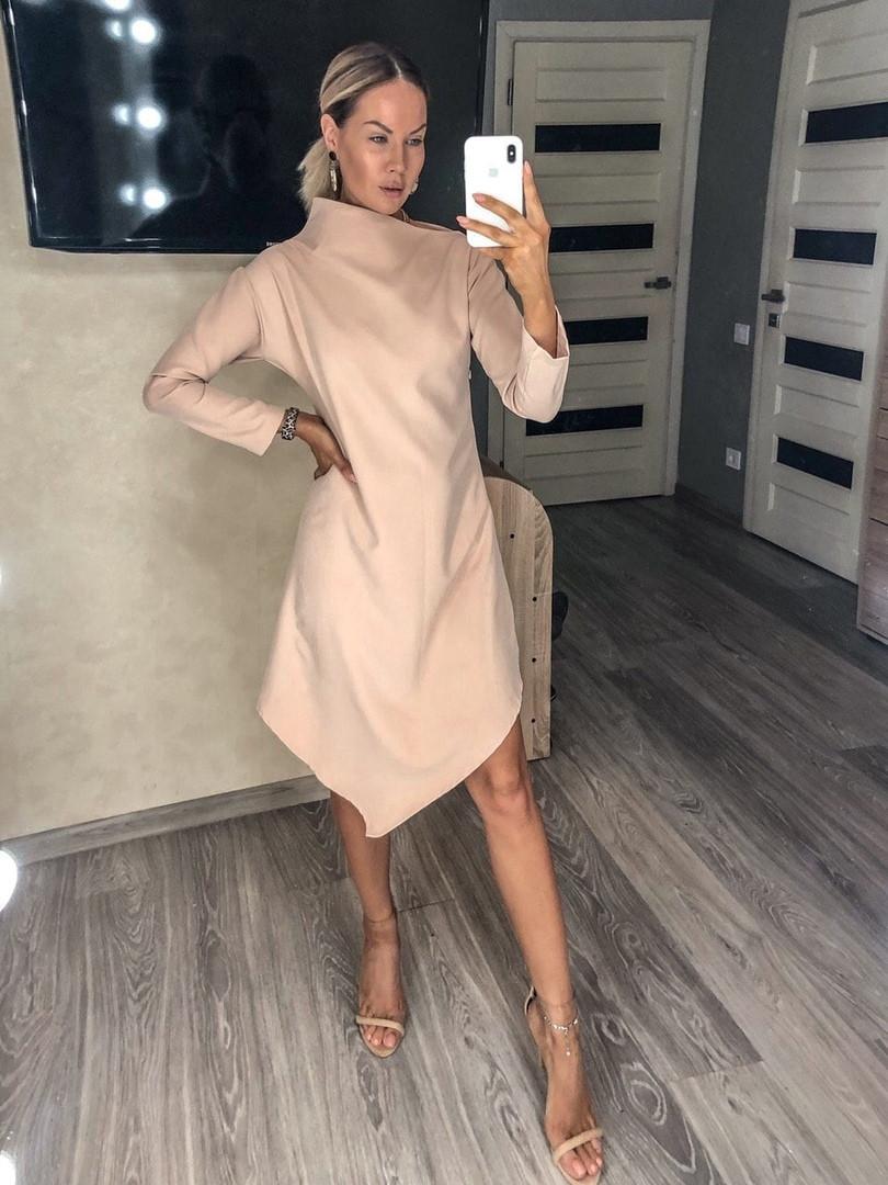Жіноче плаття асиметрію