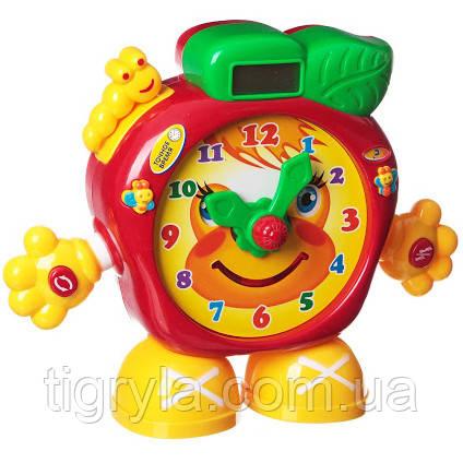 """Часы знаний - игрушка развивающая говорящие часики """"Который час?"""", фото 2"""