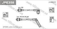 Провода зажигания JanMor JPE358, (комплет), EPDM (Этилен-пропиленовый каучук)