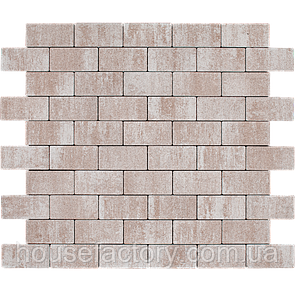 "Бетонна тротуарна плитка Авеню ""Колор Мікс"" Палермо 200*100*60 ( all_1)"