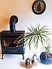 Печь для водяного отопления дома на дровах Haas+Sohn Arktic 12, фото 2