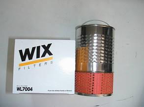 Фильтр масляный WIX WL7004 Daewoo Деу Део Mercedes Benz Мерседес Бенц SsangYong СсангЙонг