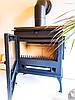 Печь для водяного отопления дома на дровах Haas+Sohn Arktic 12, фото 5