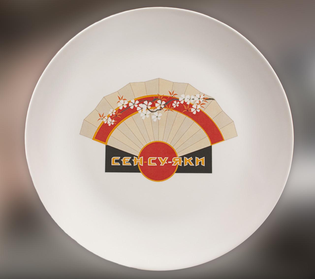 Декор на посуду, декор на тарелки