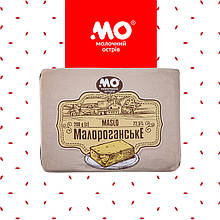 Масло вершкове (спред) Малороганское, 72,5% | упаковка 200г