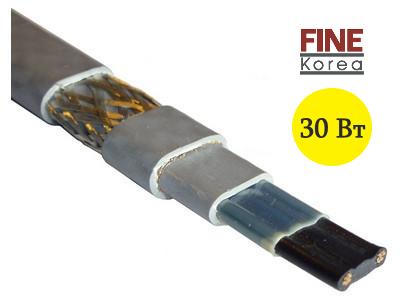 Саморегулирующийся кабель FINE KOREA SRF 30 Вт