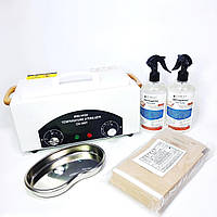 Набор для стерилизации инструментов сухожар СН 360Т и антисептик Starlet Professiona 1000мл