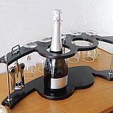 Набір для вина на 5 чарок-Експресія SS09190, фото 4