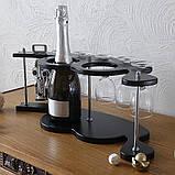 Набір для вина на 5 чарок-Експресія SS09190, фото 5