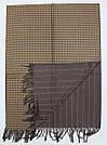 Теплый шарф двухсторонний кашемировый 133001, фото 4