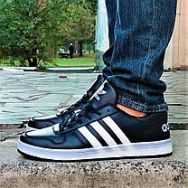 Кроссовки ADIDAS Мужские Синие Адидас (размеры: 41,42,43,44,45), фото 3