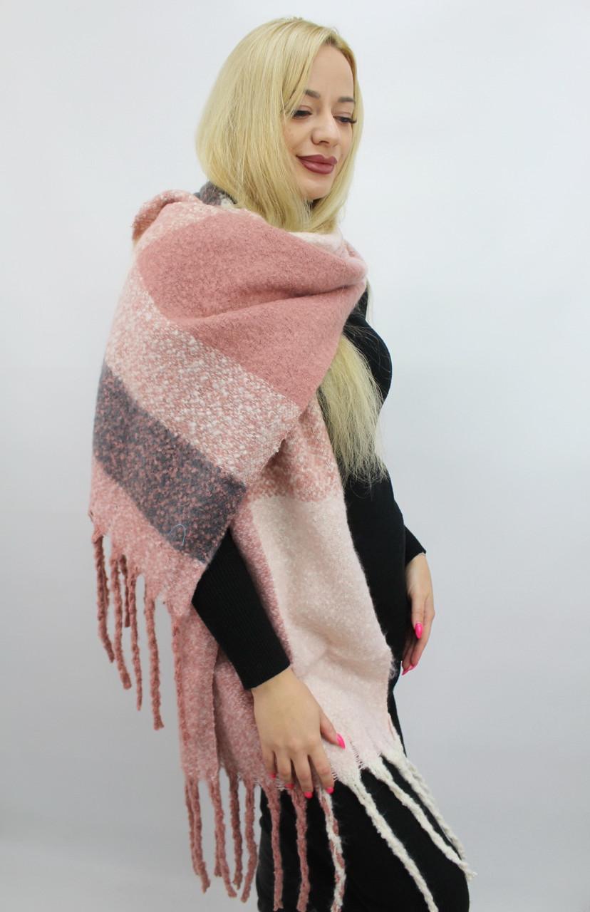 Теплый шарф Дреды 131006