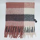 Теплый шарф Дреды 131006, фото 4