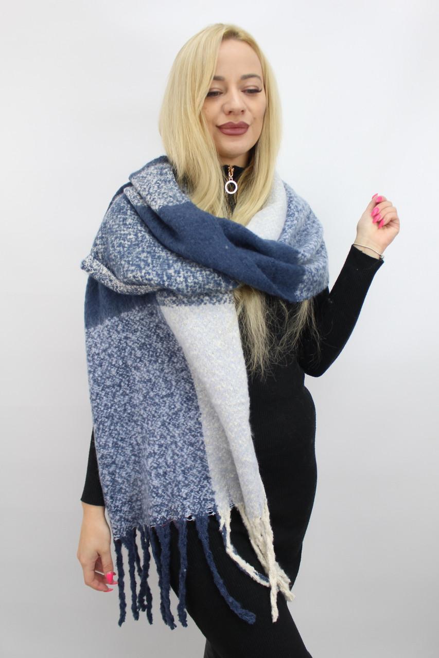 Теплый шарф Дреды 131007