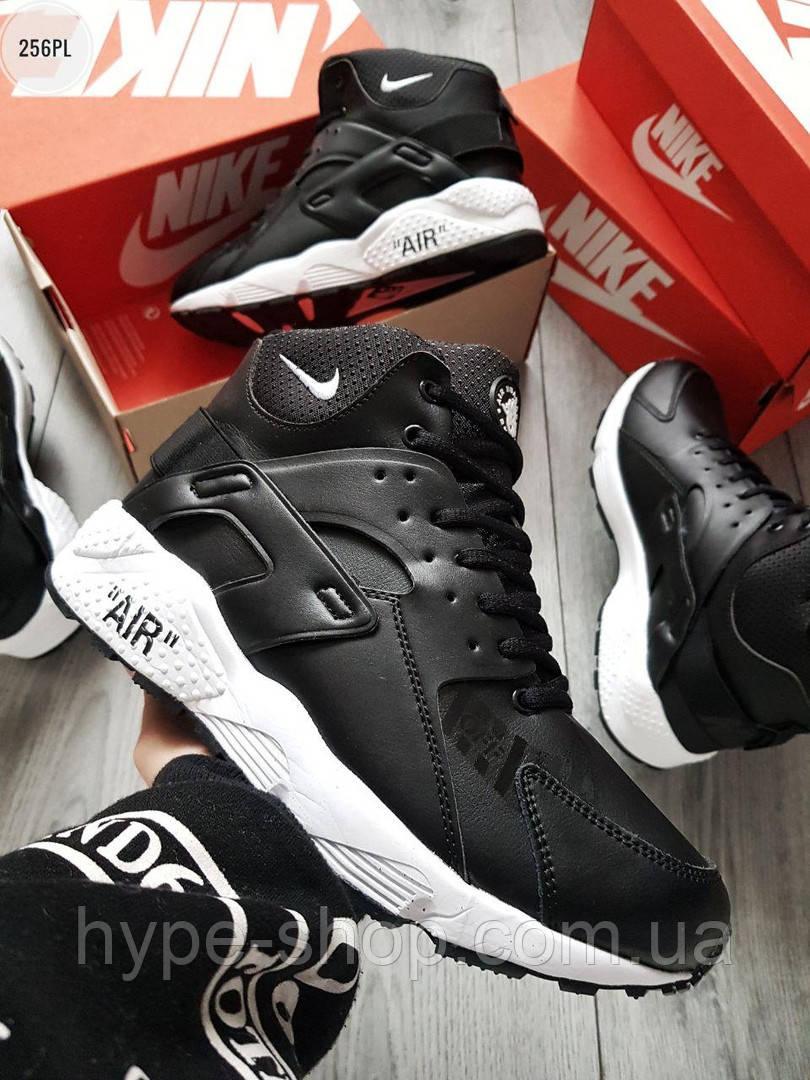 Мужские зимние кроссовки в стиле Nike Air Huarache | На Меху!