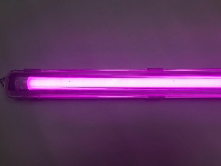 Светодиодный фитосветильник SL-018/1F 18W IP65 линейный (fito spectrum led) Код.59428
