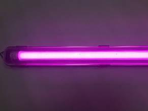 Светодиодный фитосветильник SL-018/1F 18W IP65 линейный (fito spectrum led) Код.59428, фото 2