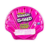 Набор Песка Для Детского Творчества - Ракушка Розовая Kinetic Sand 71482P, фото 1
