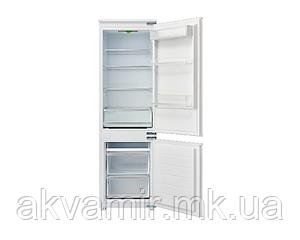 Холодильник Fabiano FBF 271 встраиваемый с морозилкой (белый)