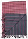 Теплый шарф двухсторонний кашемировый 133005, фото 3