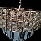 Люстра хрустальная в золоте на 8 лампочек 3-E1859/8, фото 3