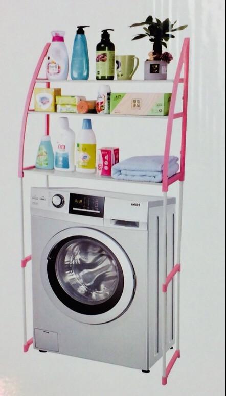 Полка-стеллаж напольный над стиральной машиной SweetHome